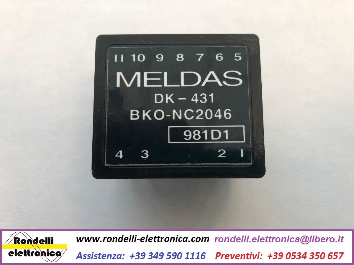 MELDAS DK-431 NEW